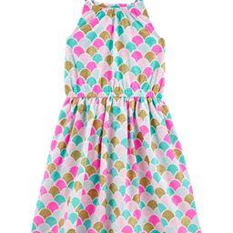 Mermaid Slub Tank Dress | Carter's