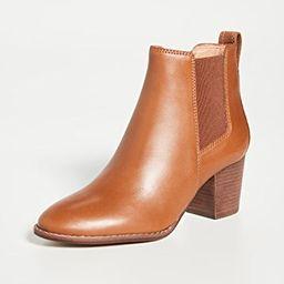 The Baine Block Heel Booties | Shopbop