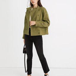 Felton Military Jacket | Madewell