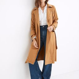 Sedgwick Trench Coat | Madewell