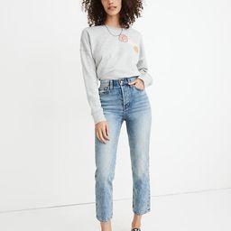 Rivet & Thread Perfect Vintage Crop Jeans in Swinton Wash   Madewell