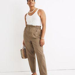 Pull-On Paperbag Pants   Madewell
