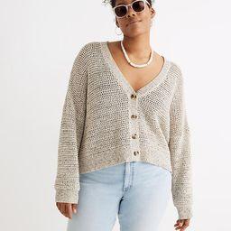 Marled Hartley Cardigan Sweater | Madewell