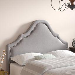 Chilhowee Upholstered Panel Headboard | Wayfair North America