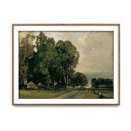 Digital antique landscape painting Instant download art fine | Etsy | Etsy (CAD)