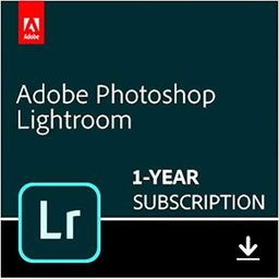 Adobe Lightroom | Photo editing and organizing software | 12-month Subscription with auto-renewal... | Amazon (US)