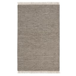 Oden Eco-Friendly Indoor/Outdoor Rug - Charcoal   Pottery Barn (US)