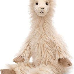 Jellycat Mad Pet Luis Llama Stuffed Animal, 18 inches | Amazon (US)