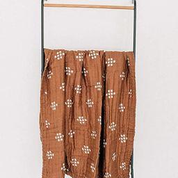 Mebie Baby Chestnut Textiles Muslin Quilt | Amazon (US)