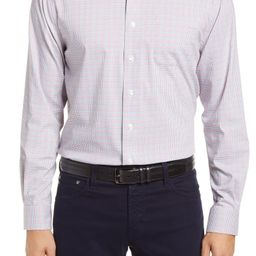 Gallagher Prep Performance Check Button-Down Shirt | Nordstrom