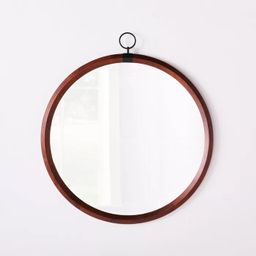 """29"""" Round Mirror with Hook - Threshold™ designed with Studio McGee   Target"""