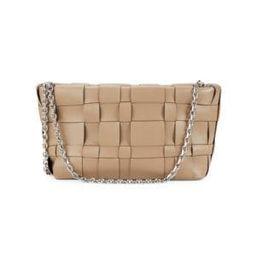 Odita Lattice Leather Pouch   Saks Fifth Avenue