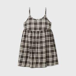 Women's Woven Babydoll Dress - Wild Fable™   Target