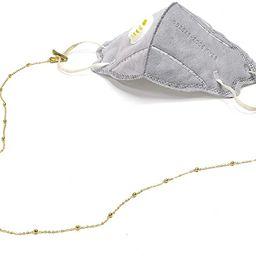 Multifunction 18K Gold Plated Mask Lanyard Glasses Lanyard Mask Holder Unisex Eyeglass Strap,Anti... | Amazon (US)