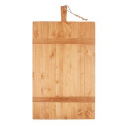 Handcrafted Reclaimed Wood Rectangular Cheese Boards | Pottery Barn (US)