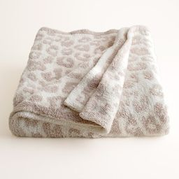 CozyChic Animal-Print Blanket | Chico's