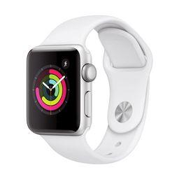 Apple Watch Series 3 GPS - 38mm - Sport Band - Aluminum Case | Walmart (US)