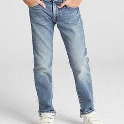 Kids Slim Jeans With Stretch   Gap (US)