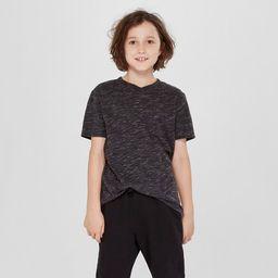 Boys' Short Sleeve Heathered Favorite T-Shirt - Cat & Jack™   Target