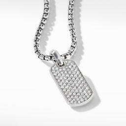 Pavé Diamonds Tag | David Yurman