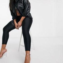 ASOS DESIGN Curve disco legging | ASOS (Global)