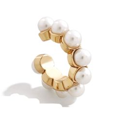 Pearl Ear Cuff   The Styled Collection
