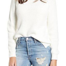 Shaker Stitch Crewneck Sweater | Nordstrom