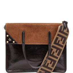 large Fendi Flip shoulder bag | Farfetch (US)