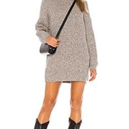 Tularosa Djuna Sweater Dress in Charcoal from Revolve.com | Revolve Clothing (Global)