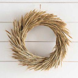 New!Dried Wheat Wreath | Kirkland's Home