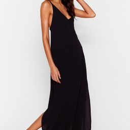 Haven't Sea-n You in Forever Cover-Up Maxi Dress | NastyGal (US & CA)