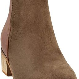 Corkys Womens Shield Casual Booties Shoes, Brown, | Amazon (US)