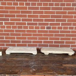 Eastern European Bleached Wooden Chopping Board Riser, Bread Cheese Board Riser, Cutting Board, A... | Etsy (US)