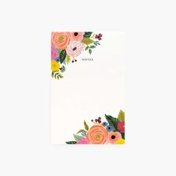 Blank Notepad | Rifle Paper Co.