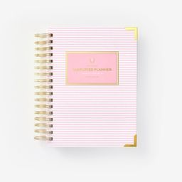 Pink Pinstripe | Emily Ley Paper, Inc.