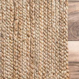 Hand Braided Bohemian Jute  Runner Rug Area Rug  Home Decor Rugs Floor Decor Jute Durri   Etsy (US)