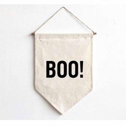 Boo Wall Banner-Happy Halloween Banner-Halloween wall art-Halloween hanging banner-Halloween wall... | Etsy (US)