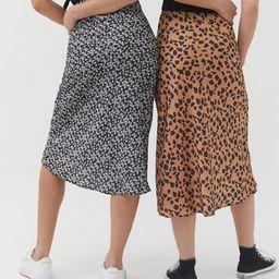 UO Rowan Midi Slip Skirt   Urban Outfitters (US and RoW)
