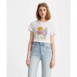 Levi's® Women's Perfect Short Sleeve Crewneck Graphic T-Shirt | Target