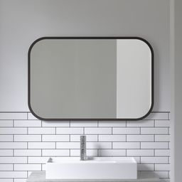Hub Rectangle Modern & Contemporary Accent Mirror Umbra | Wayfair North America