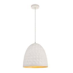 Reinhold 1-Light Single Bell Pendant Wrought Studio™ | Wayfair North America