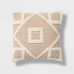 Square Diamond Pillow - Opalhouse™   Target