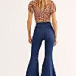 Know Me Better Flare Jeans   Free People (US)