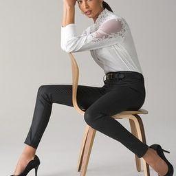 High-Rise Coated Skinny Jeans   White House Black Market