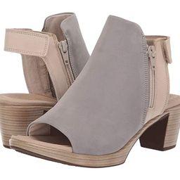 Naot Favorite (Light Gray Nubuck/Beige Nubuck) Women's Boots | Zappos