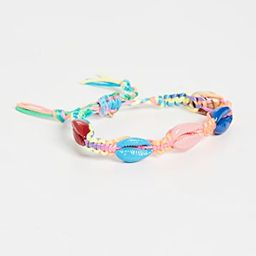 Rainbow Shell Bracelet | Shopbop