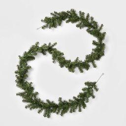 9ft Christmas Artificial Pine Garland - Wondershop™ | Target
