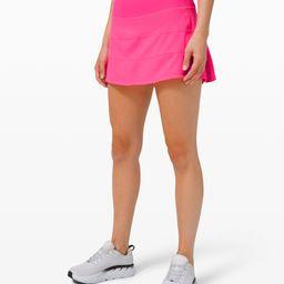 "Pace Rival Skirt *4-Way Stretch (Regular) 13"" | Women's Running Skirts | lululemon | Lululemon (US)"