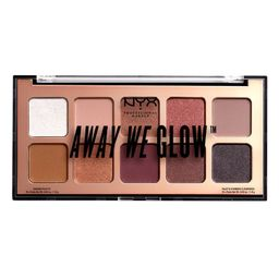 Away We Glow Shadow Palette | NYX Professional Makeup (US)