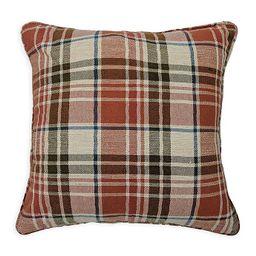 Harvest Plaid Decorative Throw Pillow | Bed Bath & Beyond